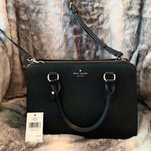 Kate Spade Mulberry Street Satchel - used w tag